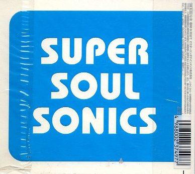 ■ SUPER SOUL SONICS [ SUPER SOUL SONICS ] 新品 CD 送料無料♪_画像2