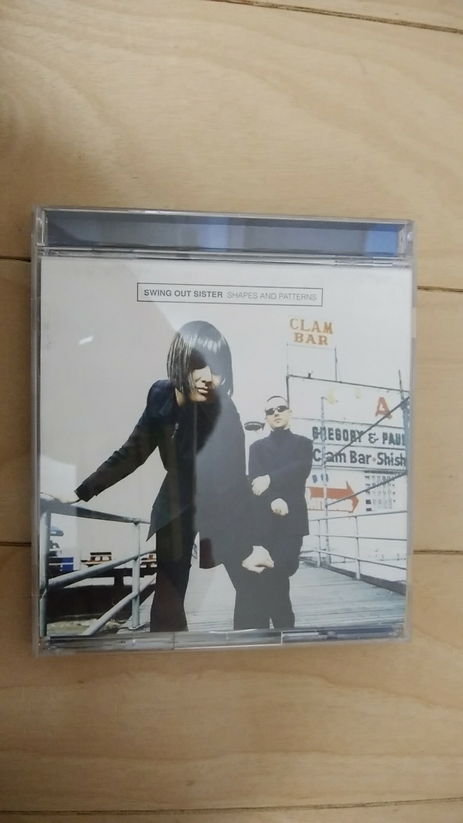 Swing Out Sister/Shapes And Patterns スウィング・アウト・シスター CD国内盤_画像1