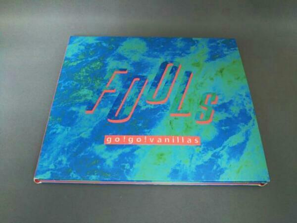 ゴーゴーバニラズ go!go!vanillas CD FOOLs(完全生産限定盤)(紙ジャケット仕様)(DVD付)_画像1