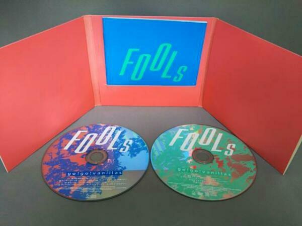 ゴーゴーバニラズ go!go!vanillas CD FOOLs(完全生産限定盤)(紙ジャケット仕様)(DVD付)_画像3