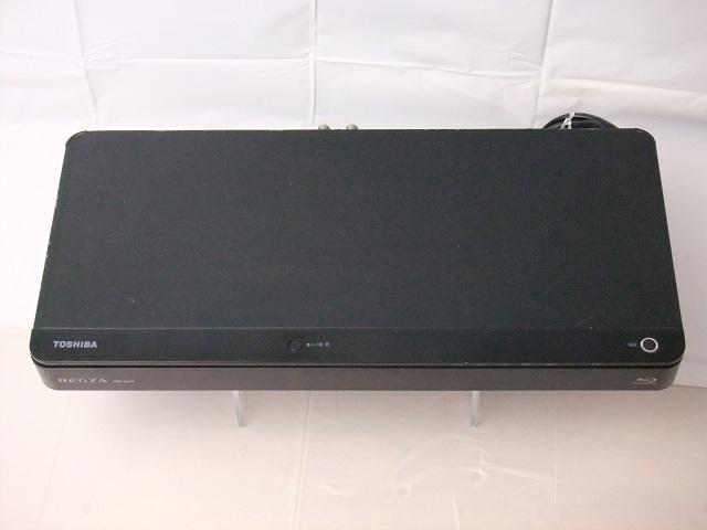 東芝 TOSHIBA レグザ REGZA ブルーレイ レコーダー DBR-Z410 ジャンク 管:BH001_画像2