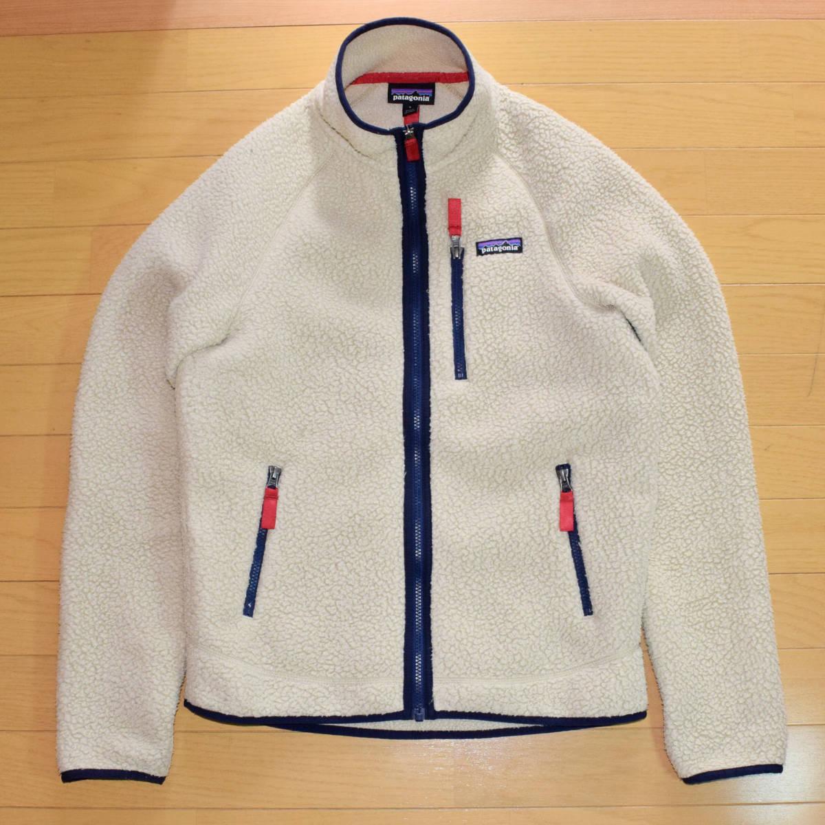 送料無料!人気カラー patagonia パタゴニア MEN'S retro pile jacket S サイズ レトロパイル ジャケット レトロX 希少22800FA18 ELKH