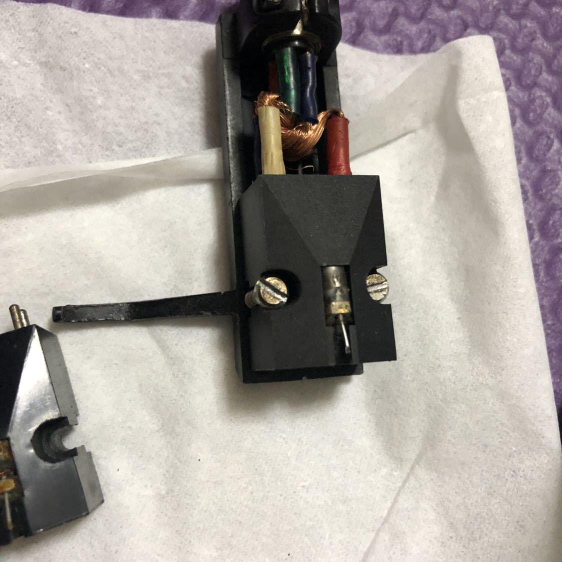 DENON cartridge DL-103 (2 piece ) operation not yet verification