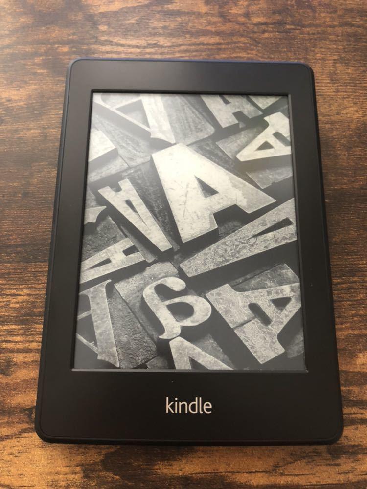 Amazon Kindle Paperwhite 第5世代 Wi-Fiモデル (専用ケース付き)【送料込】