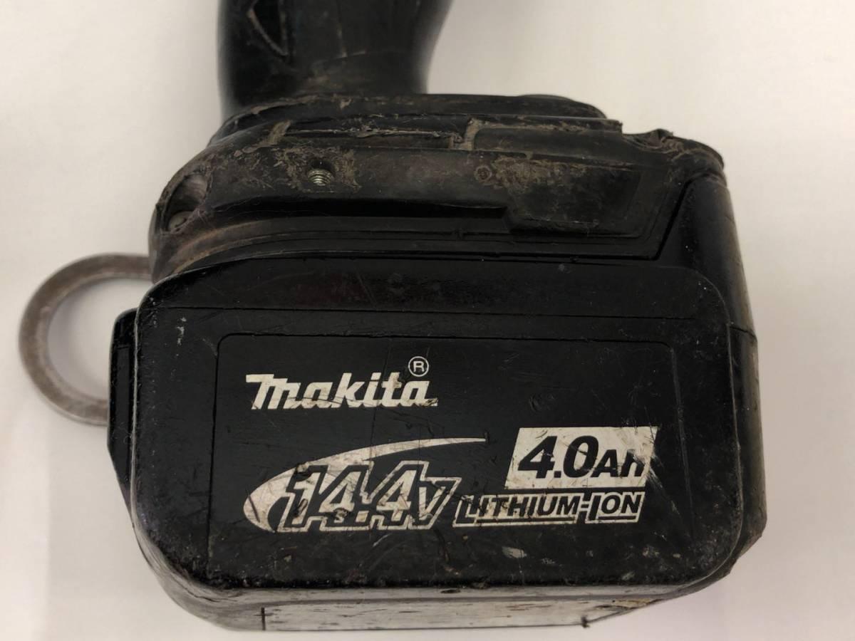 makita マキタ 充電式インパクトドライバ TD137D 本体・バッテリー×2個 ・充電器 セット 【中古品】_画像5