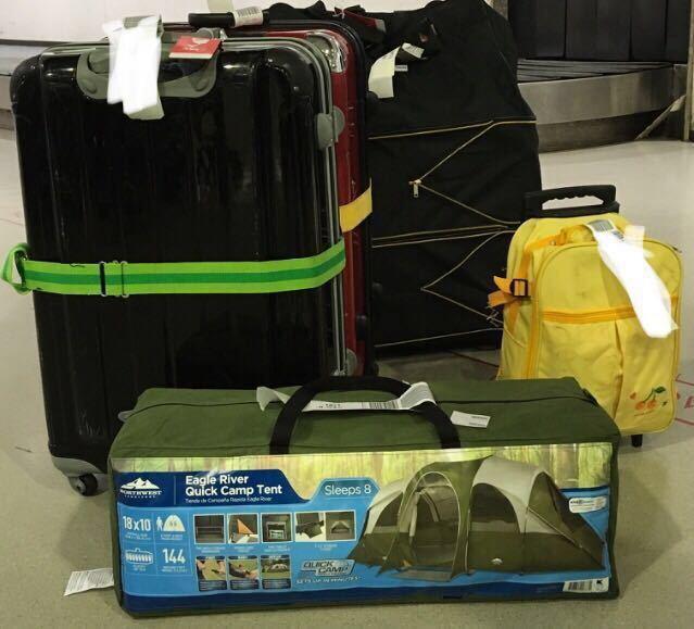 【アメリカ 直輸入】BIG テント Northwest Territory 8人用 アメリカ コールマン スノーピーク ノースフェイス キャンプ 大テント _画像3