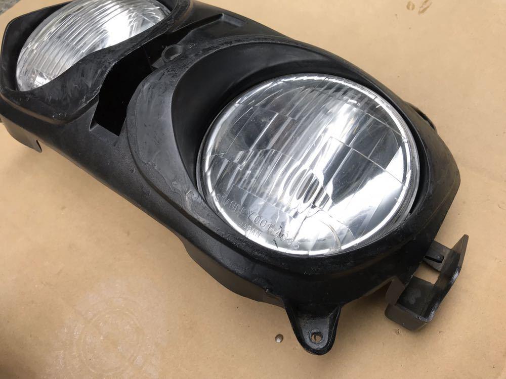 ホンダ NS1 ヘッドライト HONDA ns-1 AC12 カウル ライト_画像2