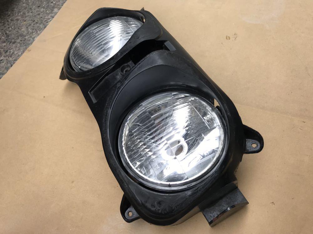 ホンダ NS1 ヘッドライト HONDA ns-1 AC12 カウル ライト_画像4