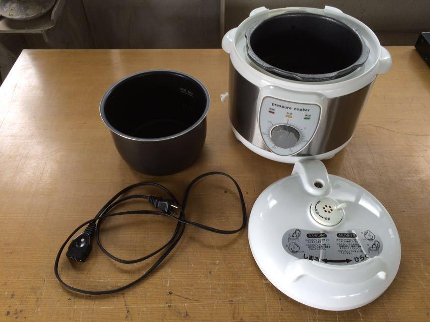 Pressure cooker 圧力式電気鍋 圧力鍋_画像2