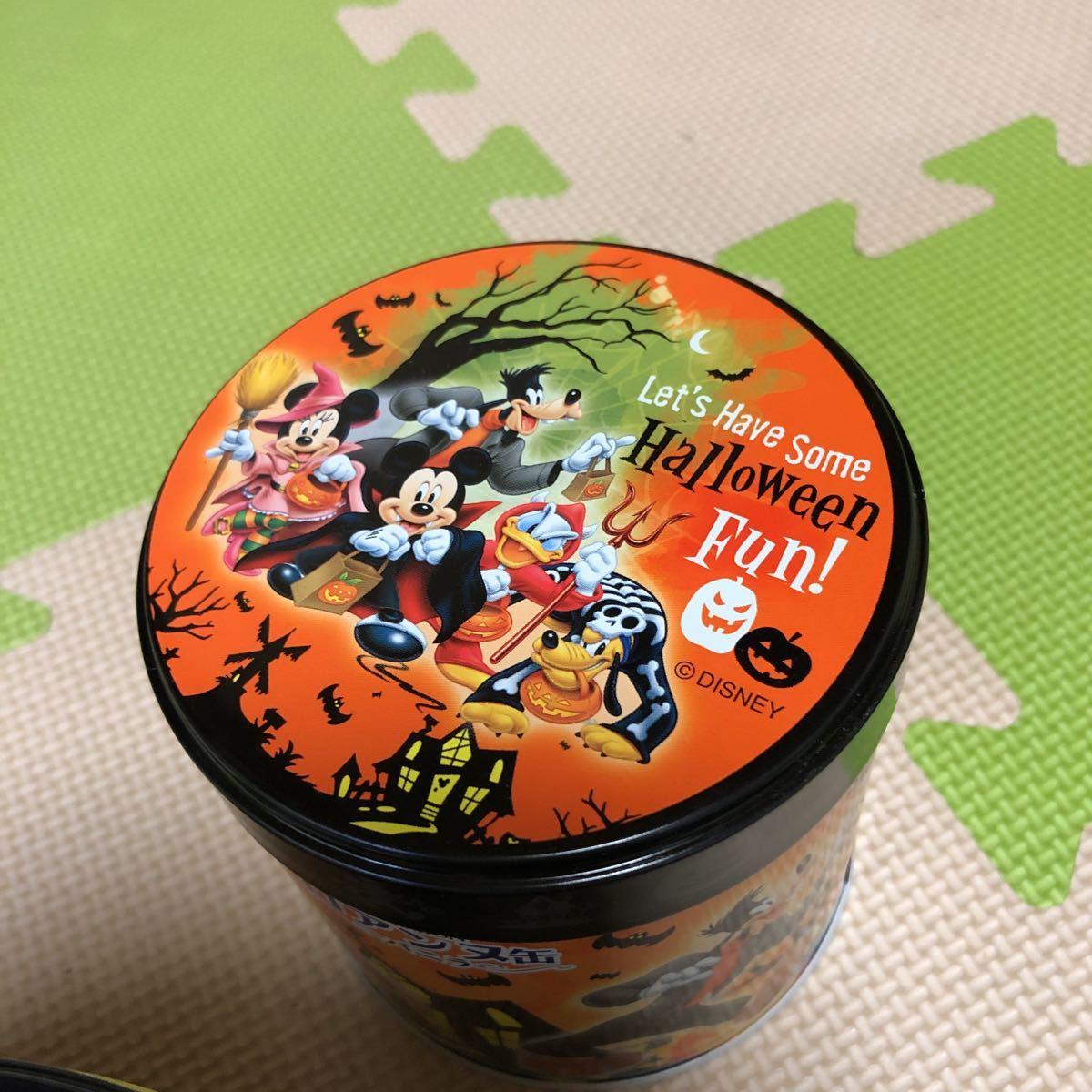 ディズニー★ディズニーリゾート お菓子缶3点&他お菓子缶1点_画像6