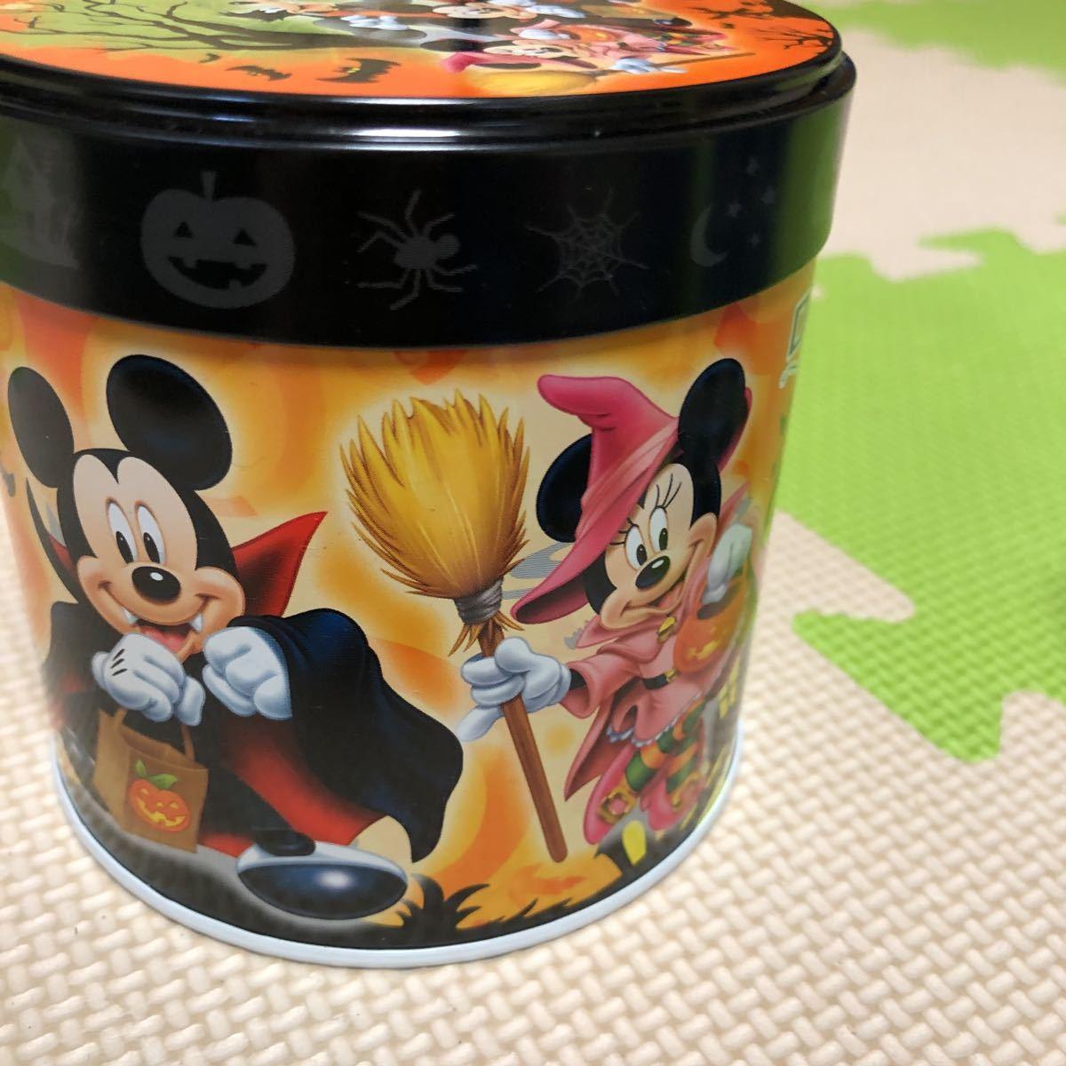 ディズニー★ディズニーリゾート お菓子缶3点&他お菓子缶1点_画像7