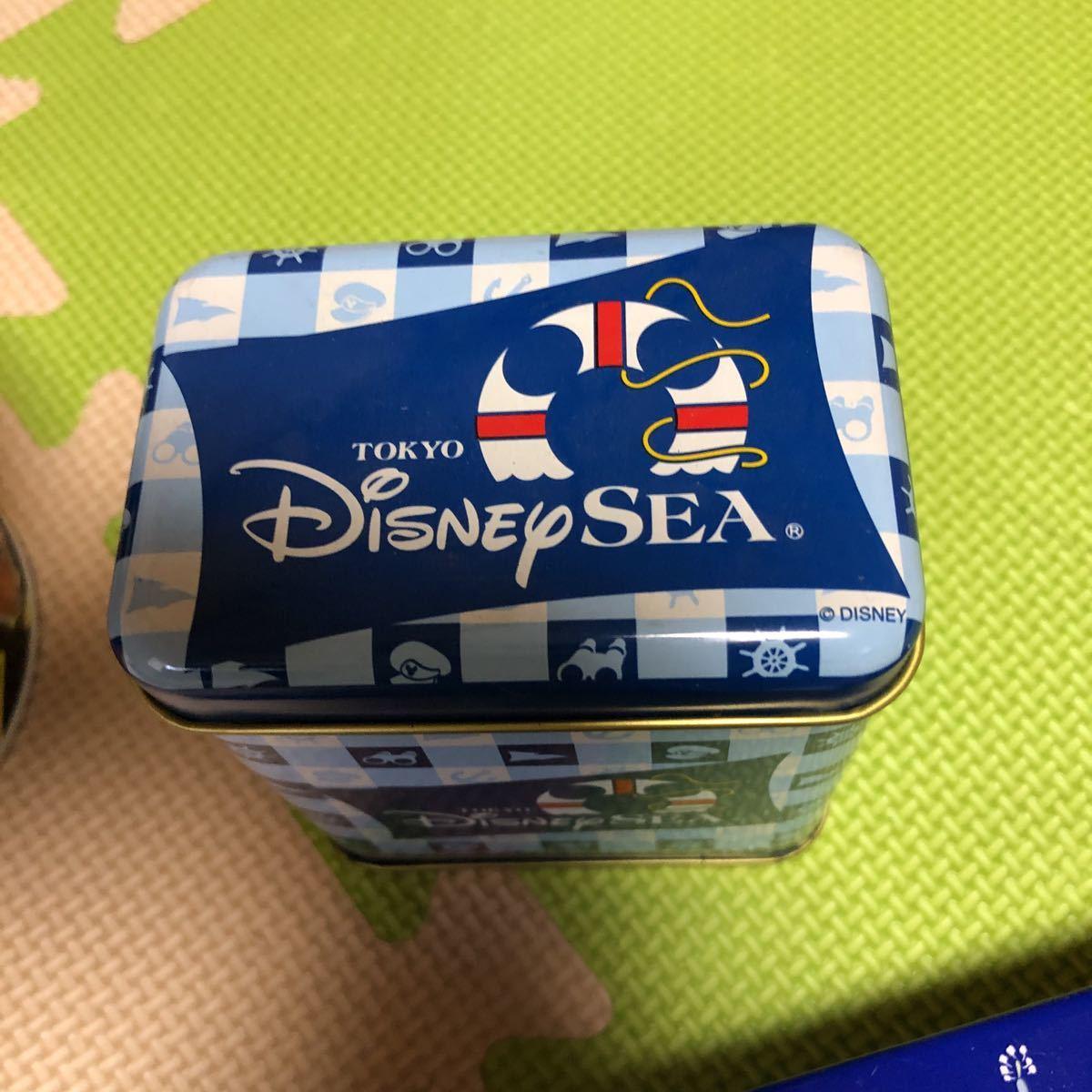 ディズニー★ディズニーリゾート お菓子缶3点&他お菓子缶1点_画像8