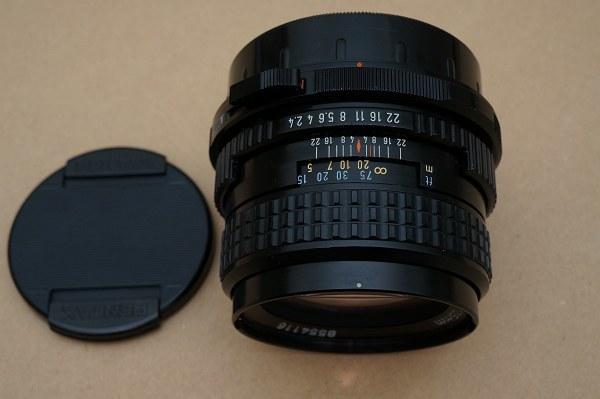 PENTAX ペンタックス smc PENTAX 67 105mm F2.4 中古良品