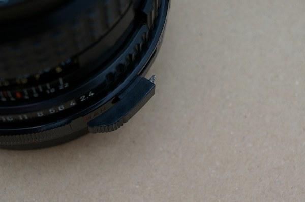 PENTAX ペンタックス smc PENTAX 67 105mm F2.4 中古良品_画像5