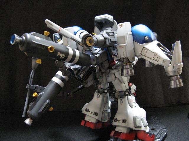 MG1/100ガンダムサイサリス塗装済完成品_画像5