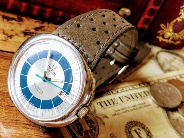 【激レア】1円スタート・週末特価◆オメガ◆OMEGA スイス高級ブランド メンズ アンティーク ヴィンテージウォッチ 中古 自動巻き 腕時計_画像6