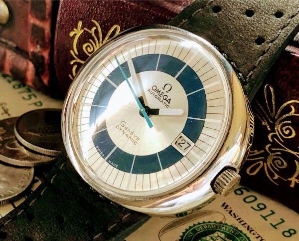 【激レア】1円スタート・週末特価◆オメガ◆OMEGA スイス高級ブランド メンズ アンティーク ヴィンテージウォッチ 中古 自動巻き 腕時計