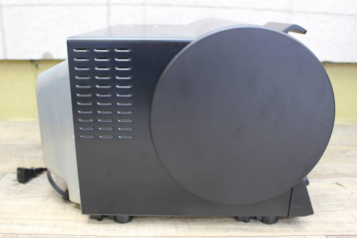 006)【未使用・高年式!】パナソニック Panasonic ロティサリーグリル&スモーク NB-RDX100-K 2018年製 グリル 燻製 オーブン トースター_画像9