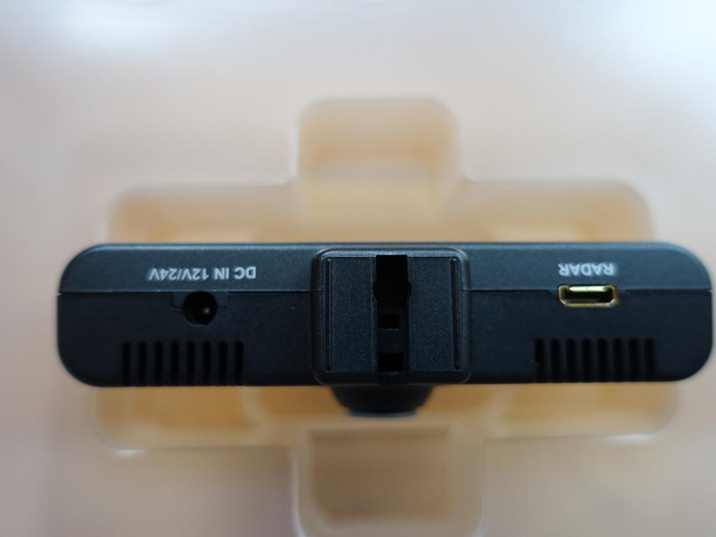 セルスター製ドライブレコーダー「CSD500FHR」,美品動作品_画像4