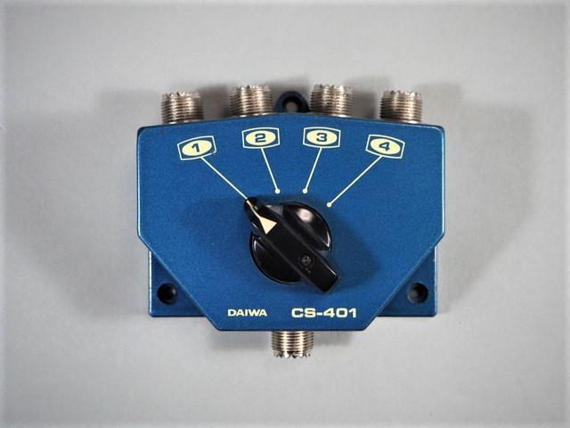 DAIWA CS-401 同軸切替器