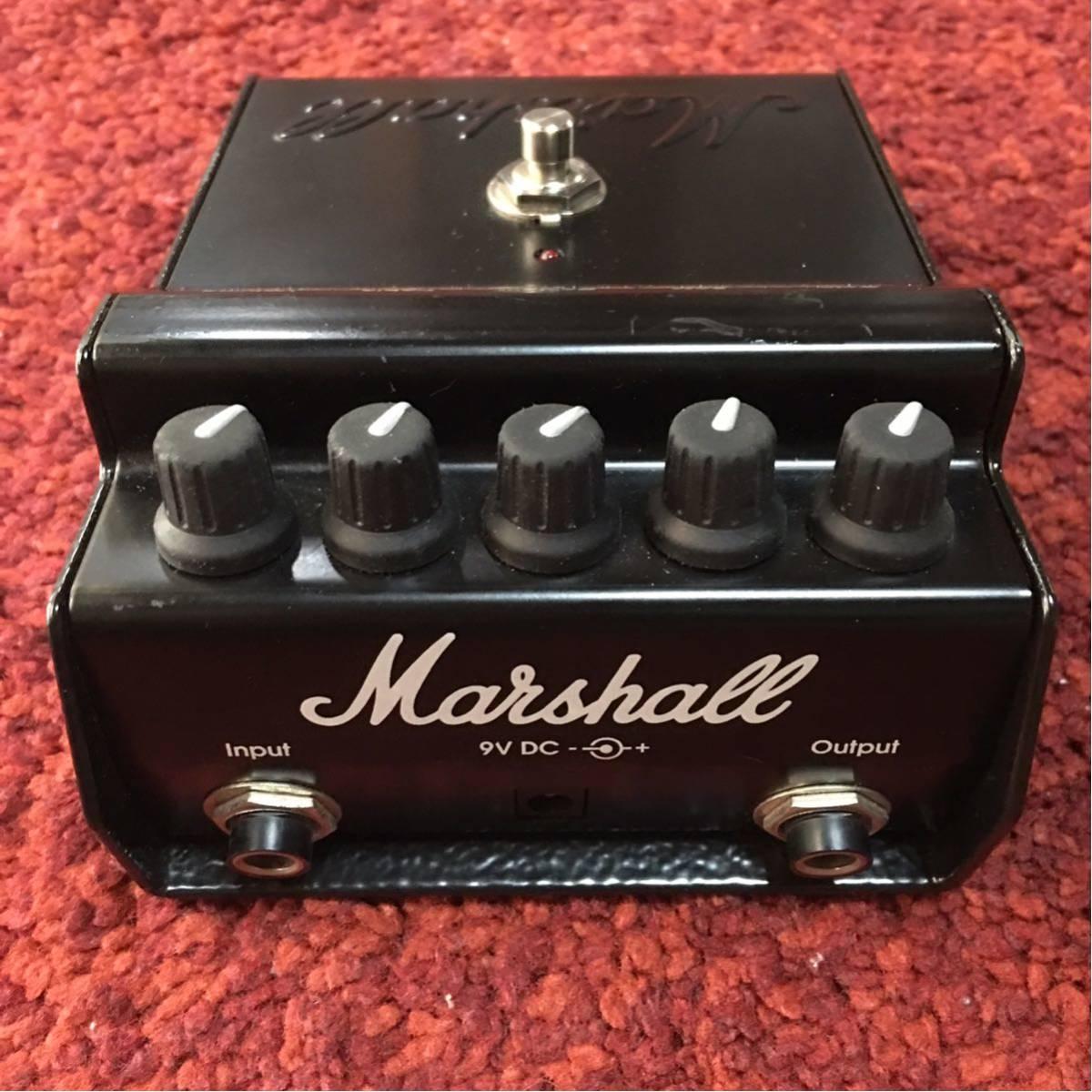 Marshall マーシャル SHRED MASTER シュレッドマスター RADIOHEAD ジョニーグリーンウッド使用_画像2