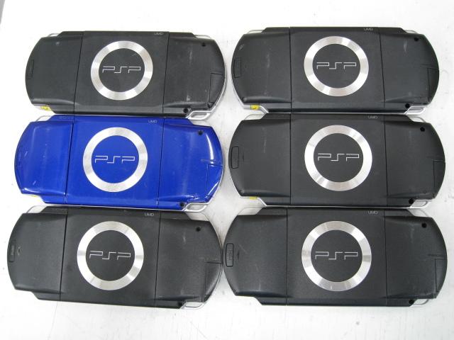 ★1円~SONY ソニー PSP 11台 まとめ売り PSP1000 PSP3000 バッテリーパック 箱など 大量セット ジャンク★_画像3