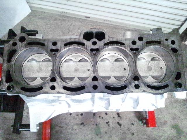 AE86 AE92 AE101 AE111 AW11 4AG 4スロ エンジン トレノ レビン 86 第5回_画像6