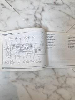 サバーバン 1999 車検証 マニュアル サービスマニュアル 説明書 シボレー GMC 中古 タホ C1500 K1500_画像6