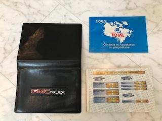 サバーバン 1999 車検証 マニュアル サービスマニュアル 説明書 シボレー GMC 中古 タホ C1500 K1500