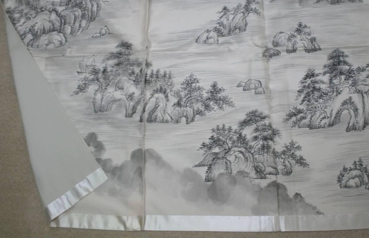 ◆高級お誂えお仕立付き◆幻の絹 三眠繭◆特別訪問着◆H047_画像5