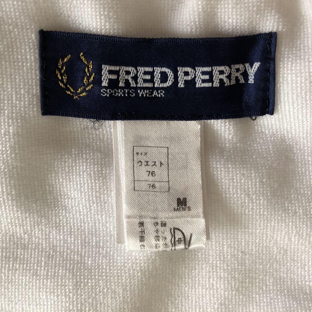 フレッドペリー 90s ビンテージ ジャージ トラックジャケット フレアーパンツ セットアップ Mサイズ FRED PERRY 上下セット_画像9