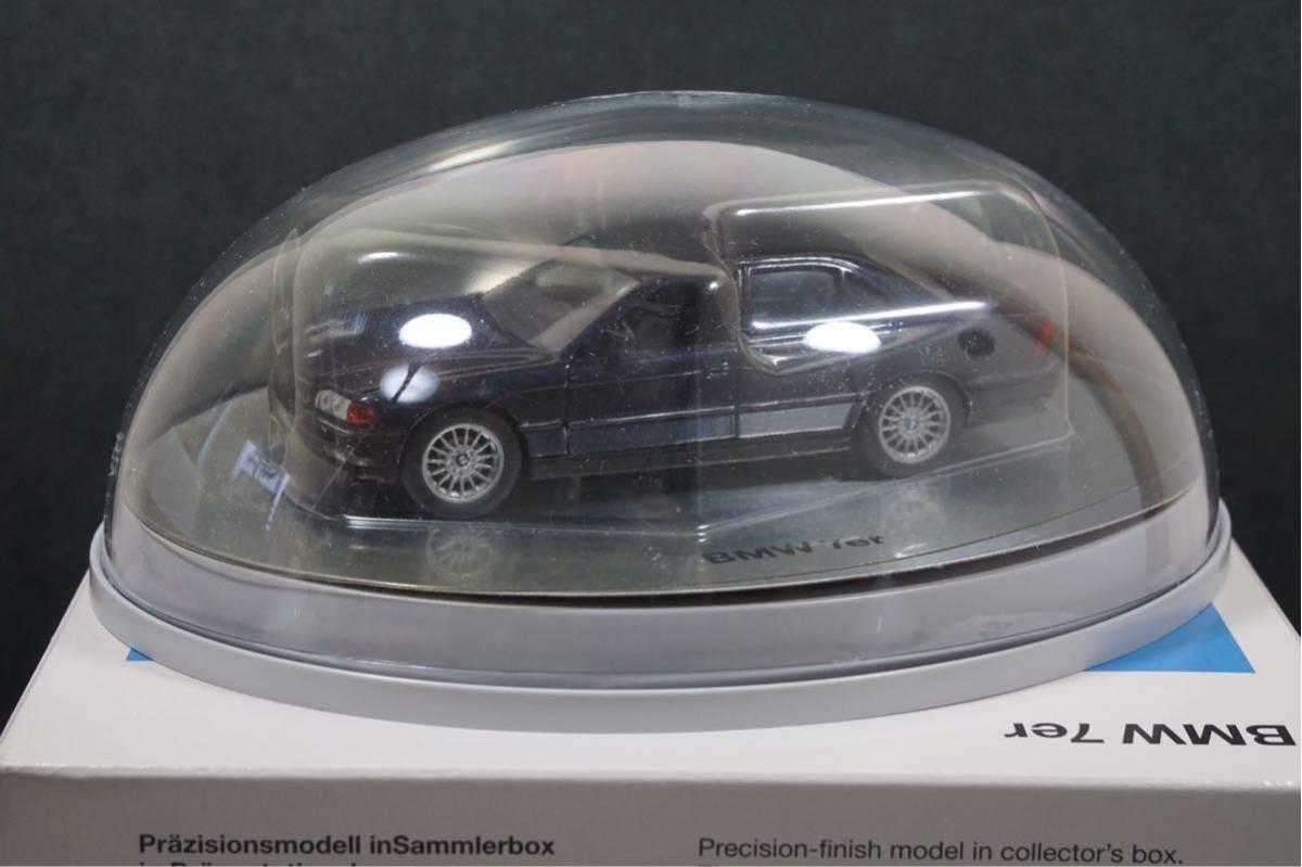中古品 1/43 希少!BMWディーラー特注品!BMW 7er E38 7シリーズ ドア、ボンネット、トランク開閉 カタログナンバー80429422181_画像7