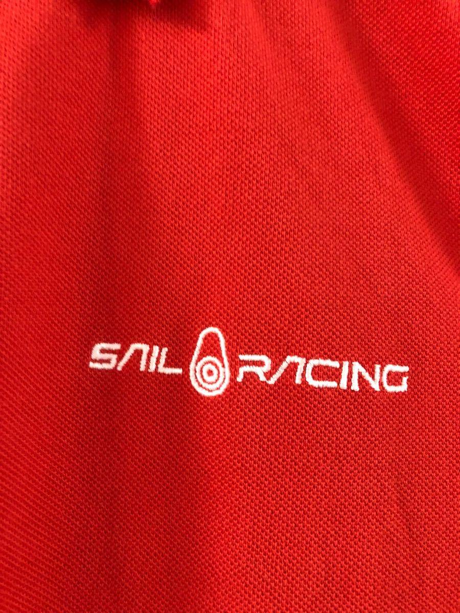 「美品 SAIL RACING ポロシャツ サイズL セイルレーシング」の画像2