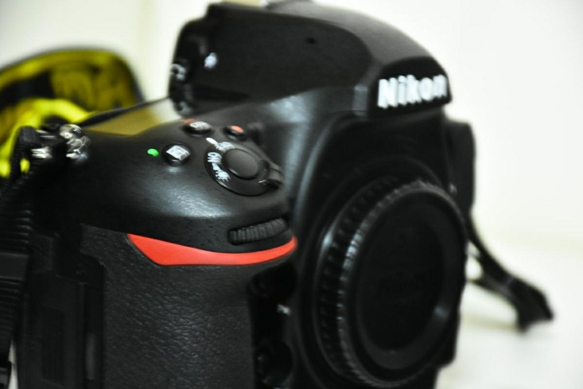 Nikon ニコン d850 ボディ 美品!_画像7