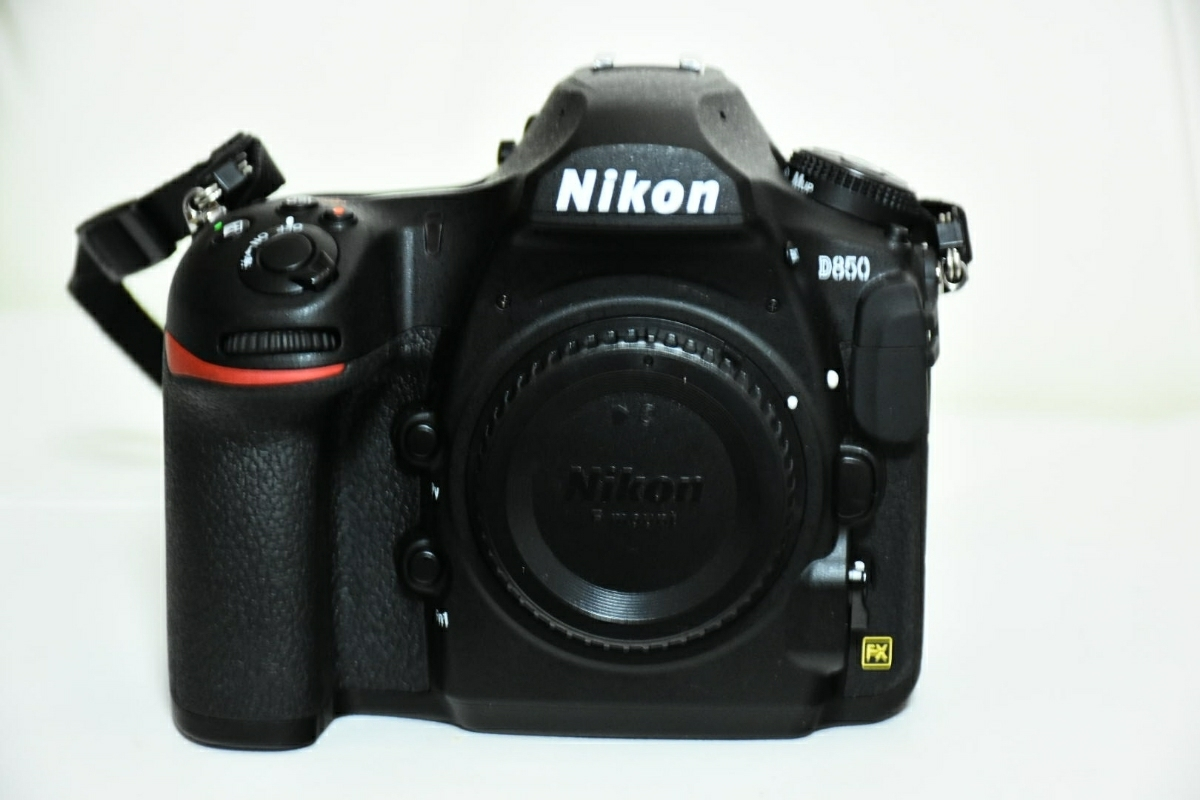 Nikon ニコン d850 ボディ 美品!_画像2