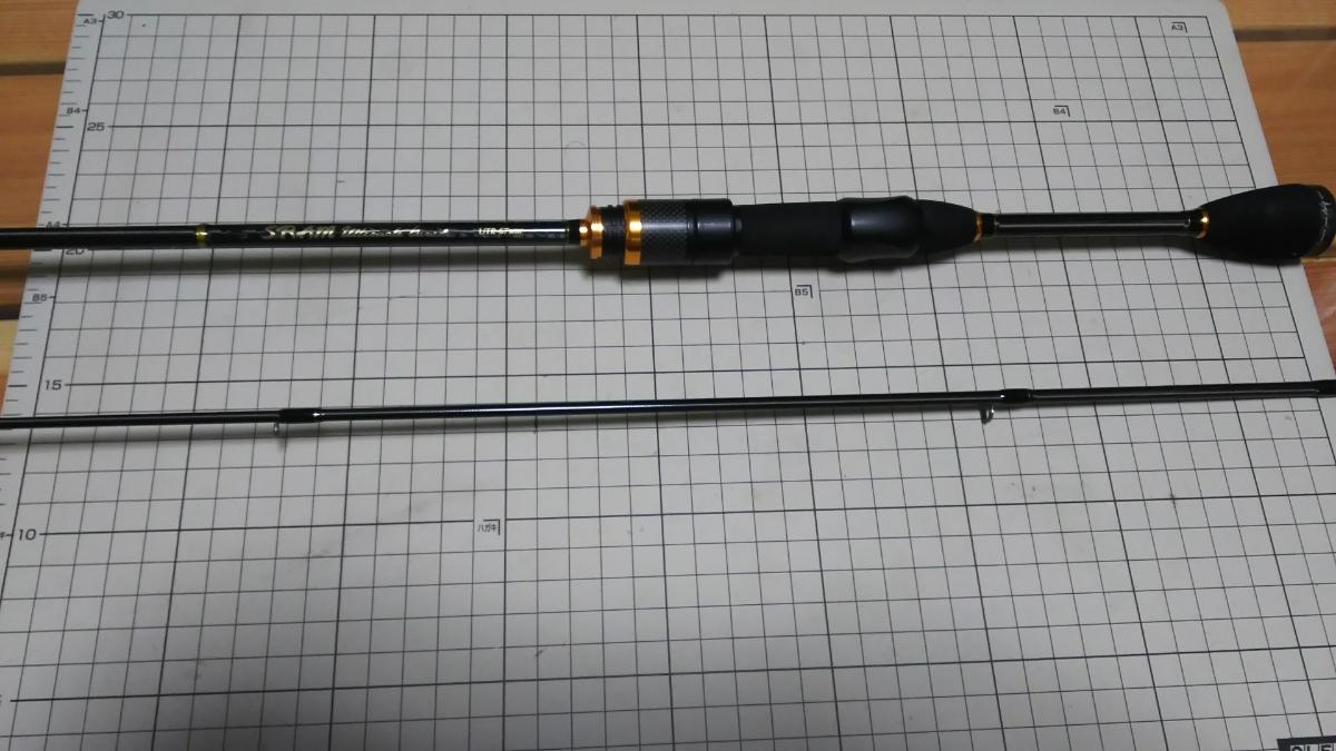 Tict SRAM UTR-67smr ティクト スラム アジングロッド 上位機種 超美品 メバリングにも♪