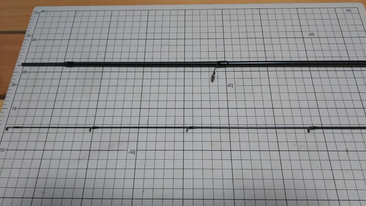 Tict SRAM UTR-67smr ティクト スラム アジングロッド 上位機種 超美品 メバリングにも♪_画像6