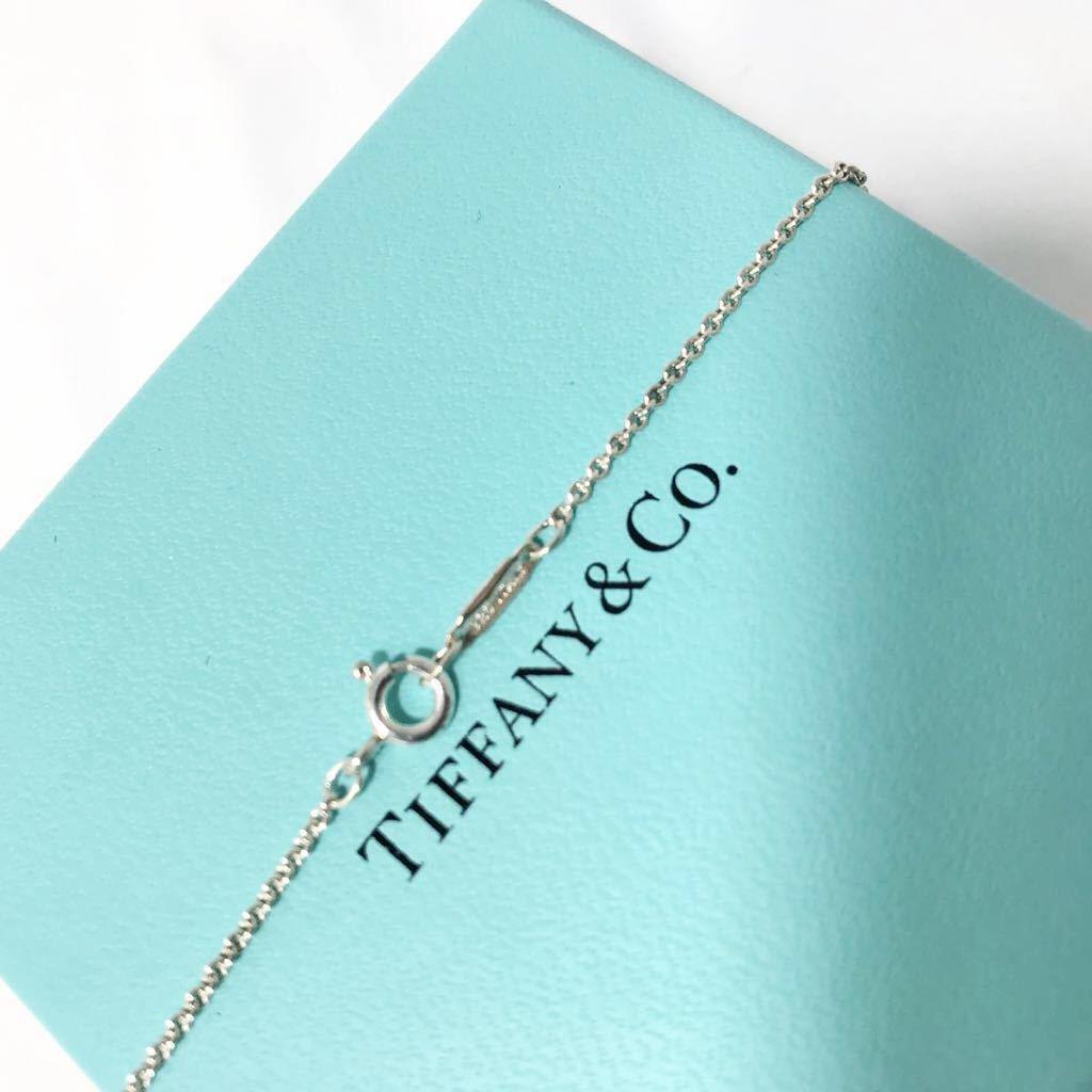 ティファニー 1837トリプルプレートネックレス【極美品】_画像4