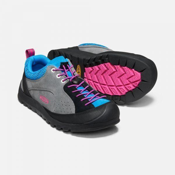 KEEN キーン JASPER ROCKS ジャスパー ロックス アウトドア トレッキング レザースニーカー キャンプ 1019868 26cm 靴 新品 国内正規品_画像1