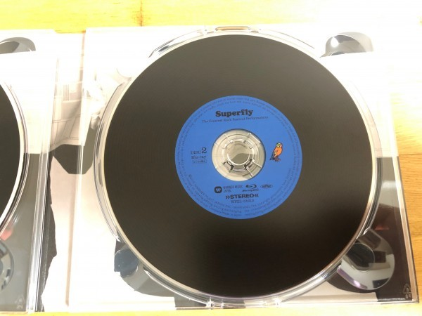 Superfly ニューシングル「Ambitious」初回限定盤 CD+Blu-ray Disc 「わたし、定時で帰ります。」主題歌_画像4