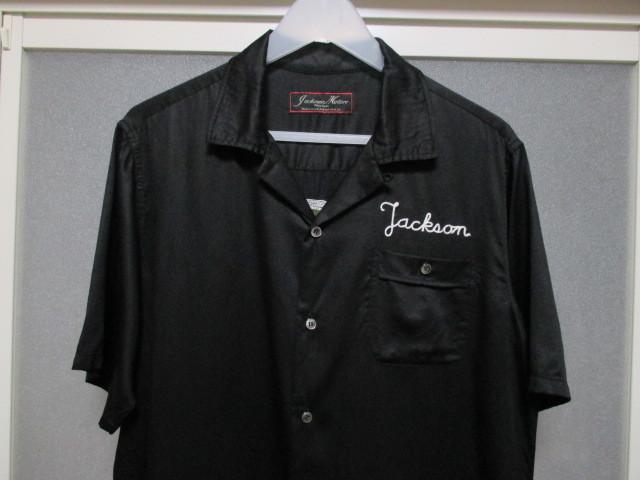 JACKSON MATISSE ボーリングシャツ チェーンステッチ刺繍 オールドヴィンテージスタイル ボウリング ボーラー ROCKABILLY 1950'S_画像3
