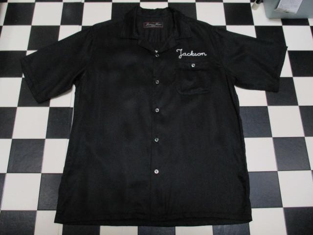 JACKSON MATISSE ボーリングシャツ チェーンステッチ刺繍 オールドヴィンテージスタイル ボウリング ボーラー ROCKABILLY 1950'S_画像7