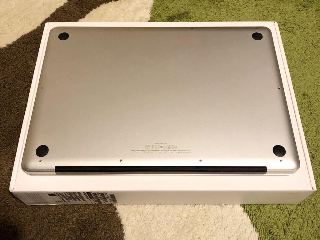 MAC BOOK PRO A1286 ジャンク品 HDDなし_画像3
