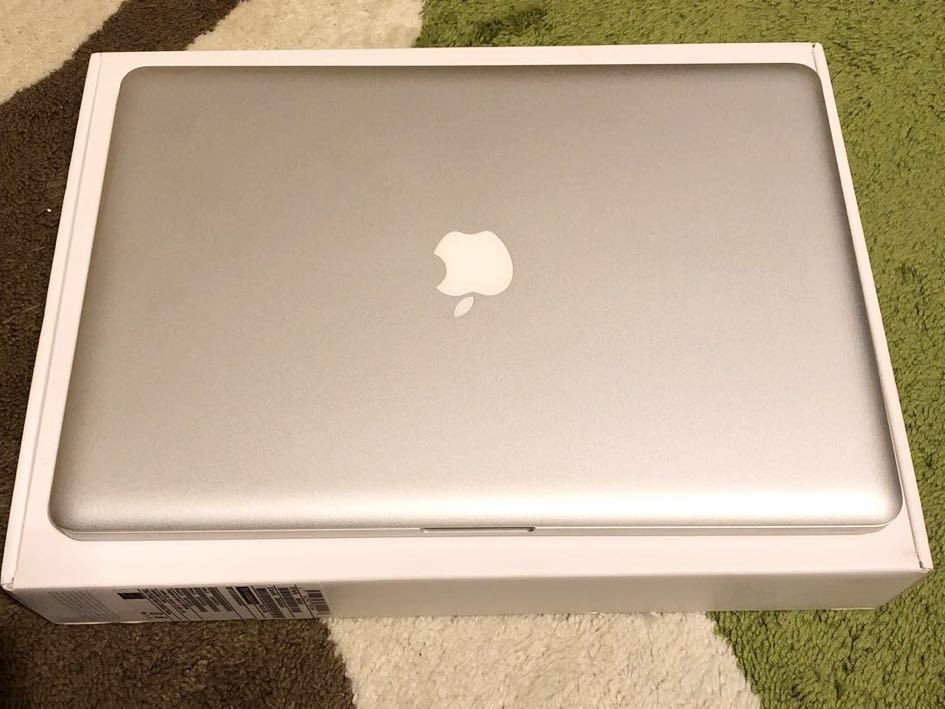 MAC BOOK PRO A1286 ジャンク品 HDDなし_画像2