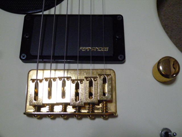 FERNANDES ZO-3C 専用弦2セット付き 送料込み_画像6