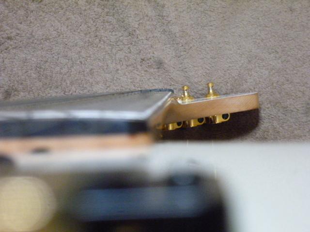 FERNANDES ZO-3C 専用弦2セット付き 送料込み_画像10