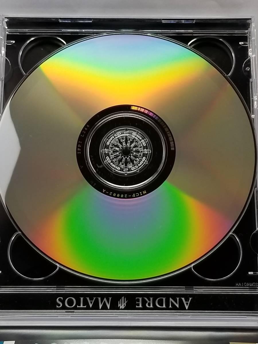 【2枚組】ANDRE MATOS/THE TURN OF THE LIGHTS/アンドレ・マトス/ザ・ターン・オブ・ザ・ライツ/国内盤CD/帯付/ANGRA_画像3