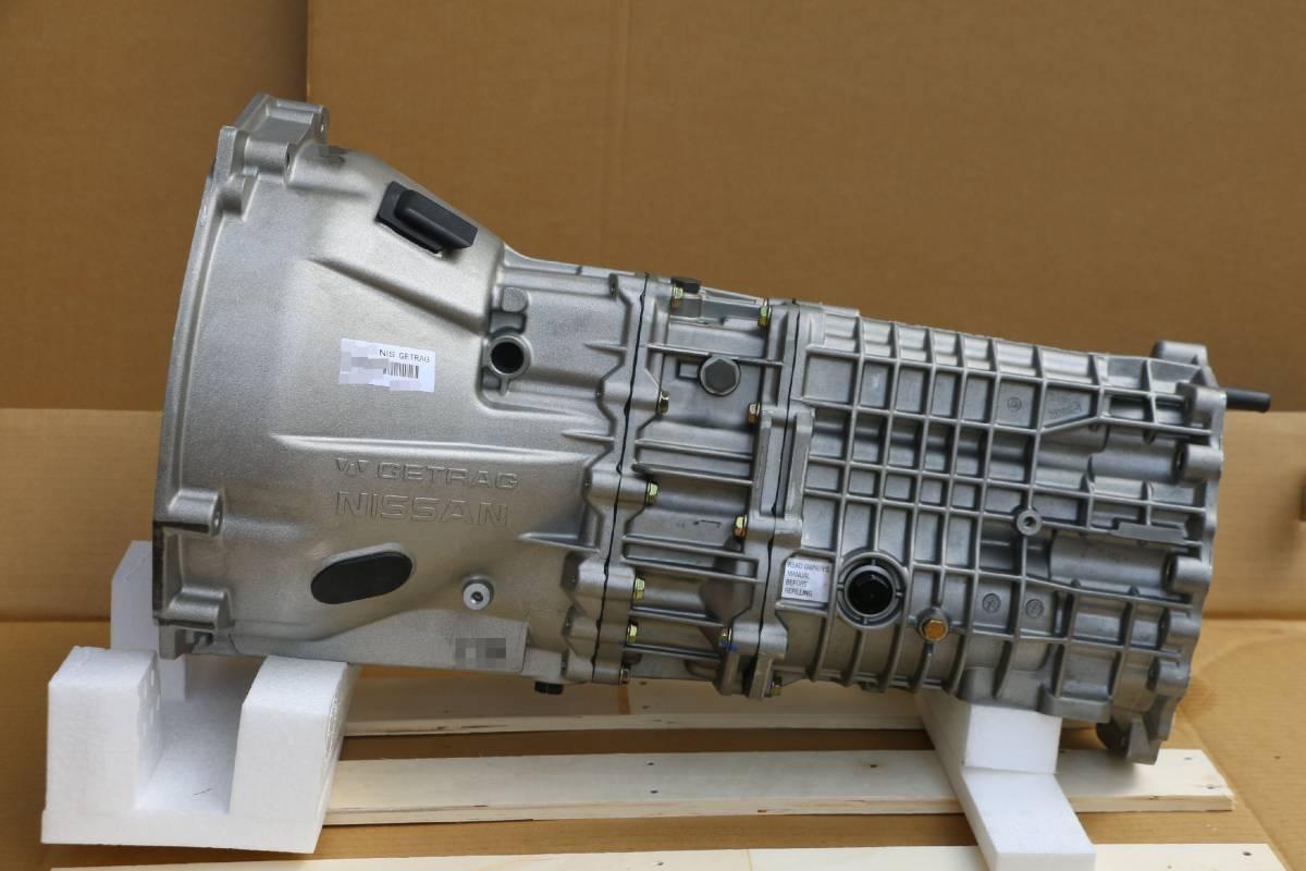 価格交渉可★BNR34 GT-R 日産純正 GETRAG 6速ミッション ゲトラグ nismo GTR(レア・箱入り・新品未使用)_画像2