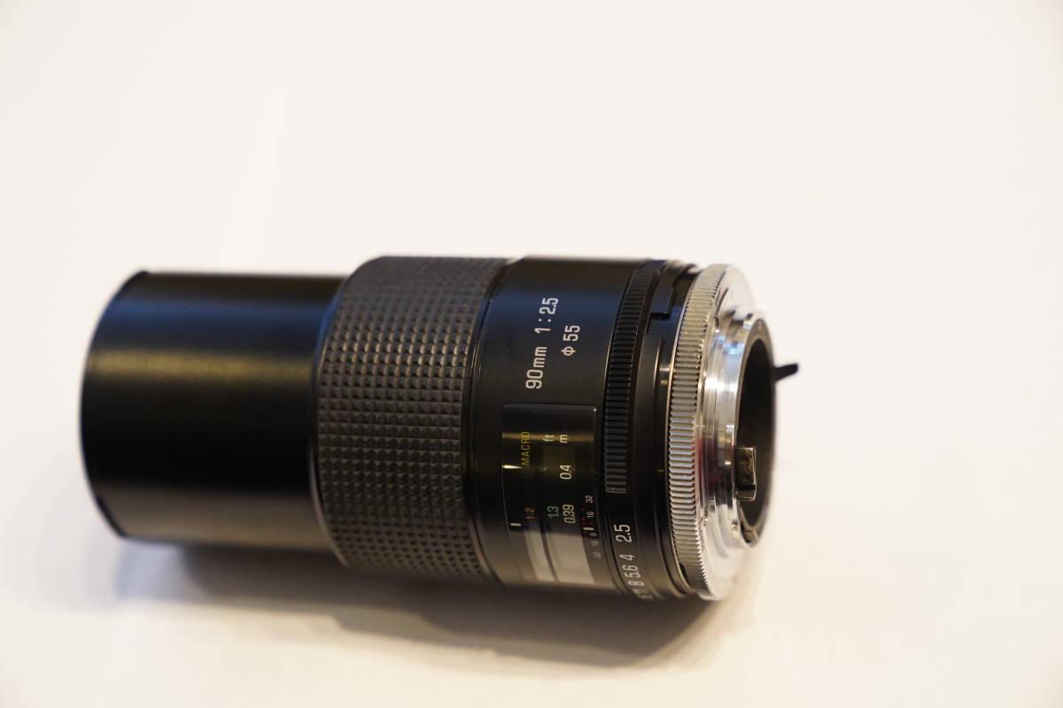 TAMRON タムロン SP 90mm F2.5 MACRO 単焦点レンズ マクロレンズ_画像7