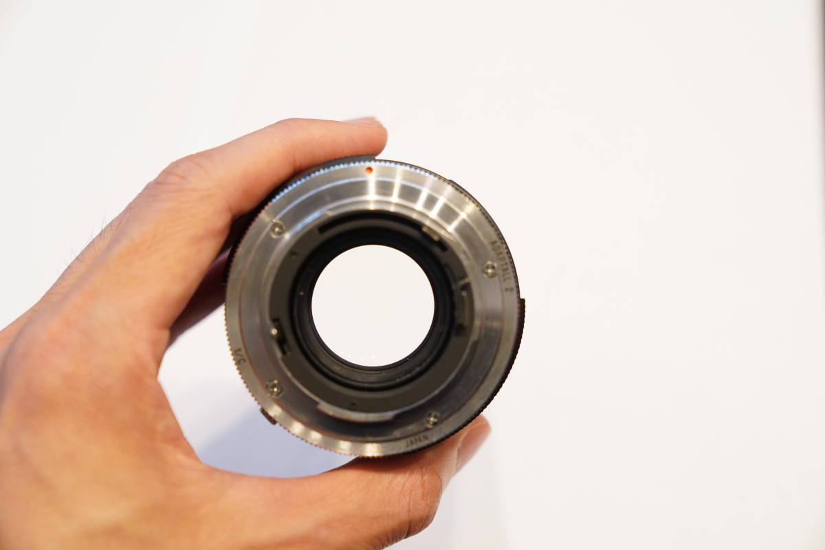 TAMRON タムロン SP 90mm F2.5 MACRO 単焦点レンズ マクロレンズ_画像9